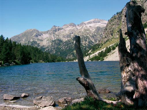 Aiguatortes see Nationalpark Aigüestortes in den Pyrenäen
