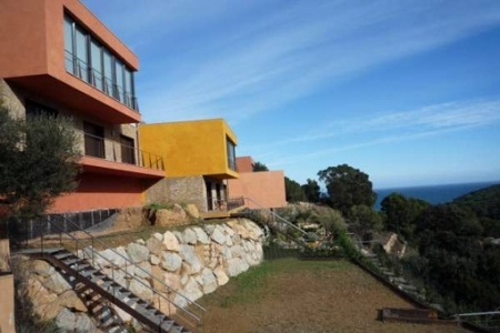Modernes Haus in der Nähe des Strand in Begur