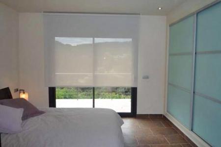 Eines der 3 hellen Schlafzimmer