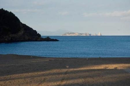 Fantastischer Blick auf das Meer und die Medas-Inseln