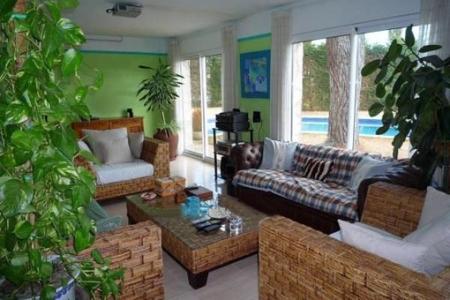 Eines der 2 exotischen Wohnzimmer