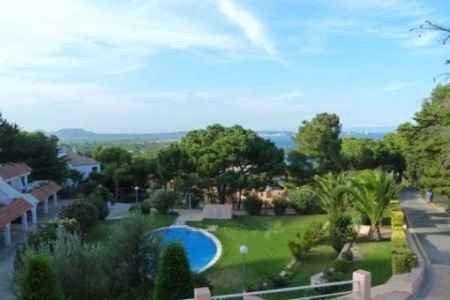 Appartement duplex in Sa Punta, Begur