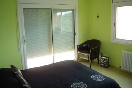 One of the 4 attractive bedrooms