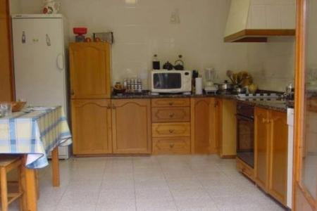 Voll-ausgestattete Küche
