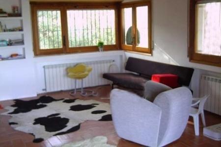 Modern eingerichteter Wohnbereich